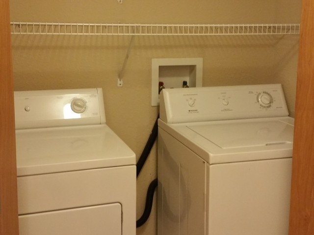 Image of Full-size Washer & Dryer in Home for The Fountains Apartments