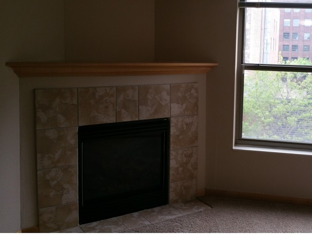 Image of Gas fireplaces in some homes for Mill City Apts