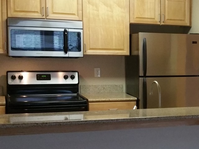 Image of Stainless Appliances for Mill City Apts