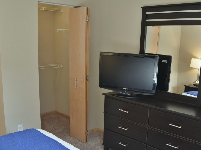 Image of Walk-in closets in most homes for Mill City Apts