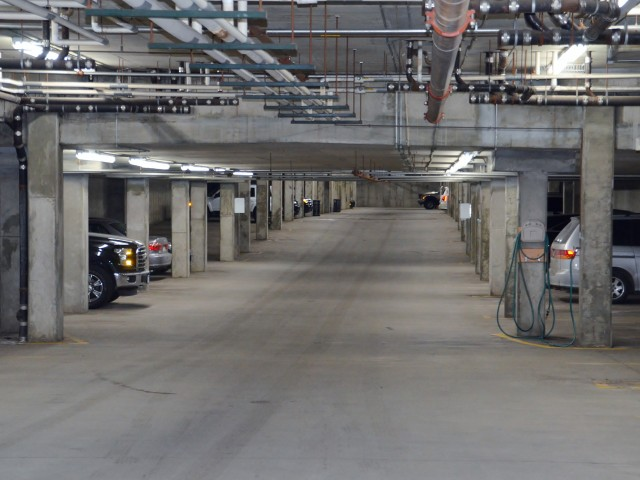 Image of Off-street parking and underground, heated parking available for Mill City Apts