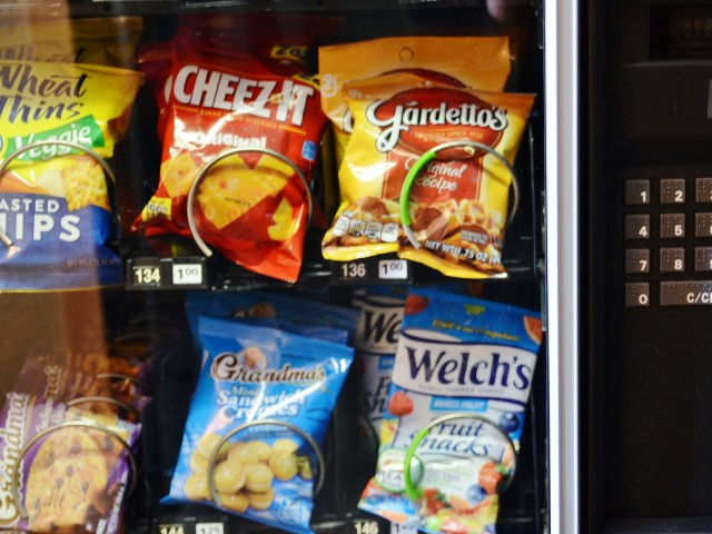 Image of Vending machines for Mill City Apts