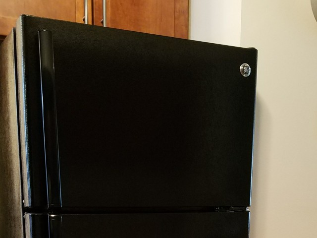 Image of Refrigerator with frost-free freezer for The Fountains Apartments
