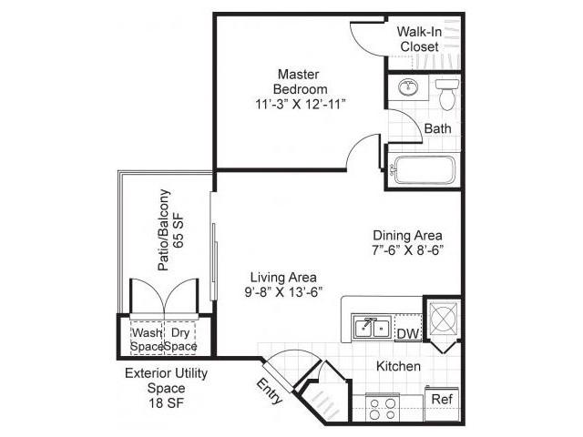 Hampton Greene Apartments