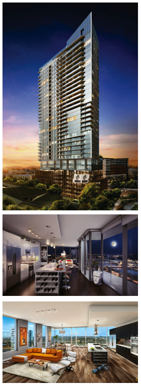 The Bowie Luxury Apartments in Austin TX