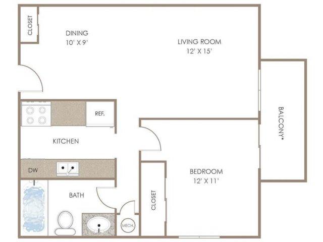 For the elm floor plan