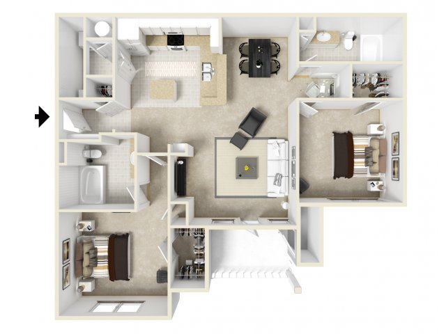 Wesley Providence Apartment Homes