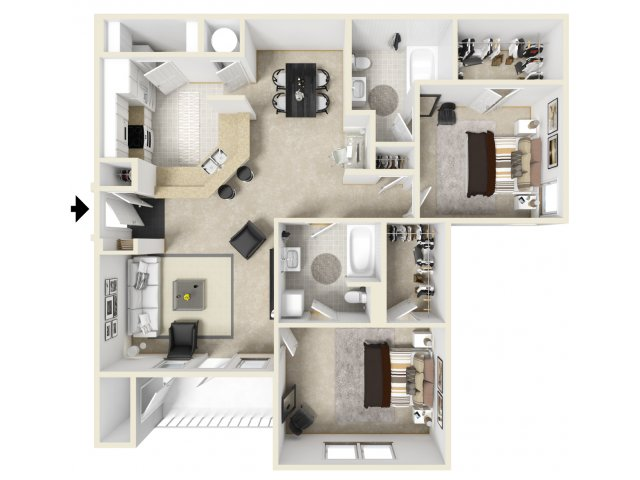 Eagle\'s Brooke Apartment Homes