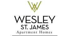 Wesley St. James Apartments logo