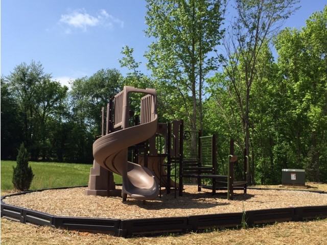Image of Playground for Turnrow Apartments