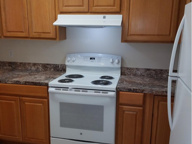 Image of Electric Range for Greensboro Apartments