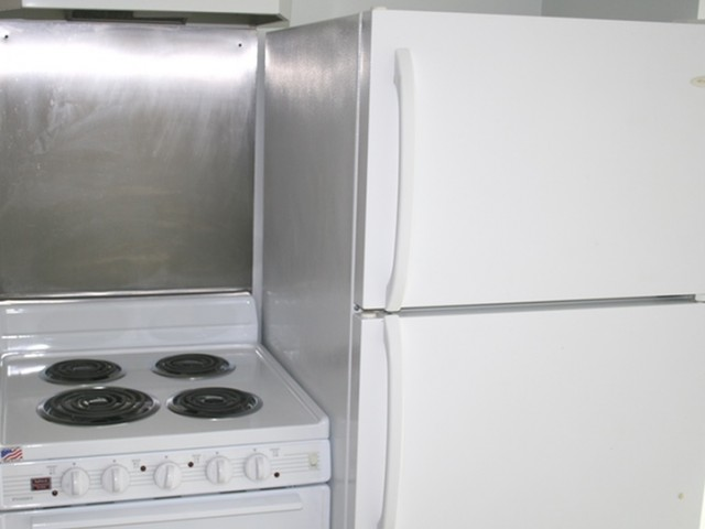 Image of Electric Range for Niles Housing Commission