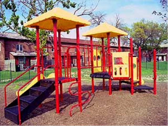 Image of Playground for Villages At Parkside II
