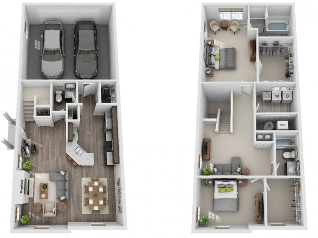 Arlington 2-Bedroom