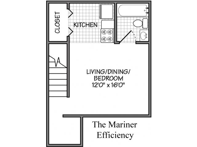 ST. MARY\'S LANDING APARTMENTS