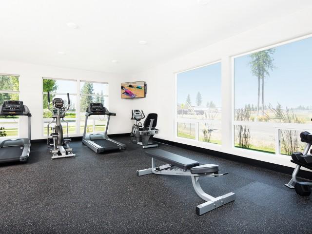 Image of 24-Hour Fitness Center for Windsor Crossing, LLC