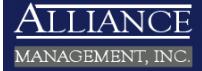 Alliance Management, Inc