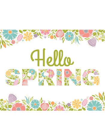 Spring into your new apartment home! Call one of our friendly leasing professionals TODAY (888) 533-2135.