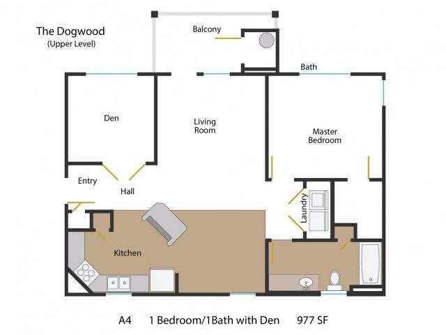Floor Plan 11 | Legends at White Oak