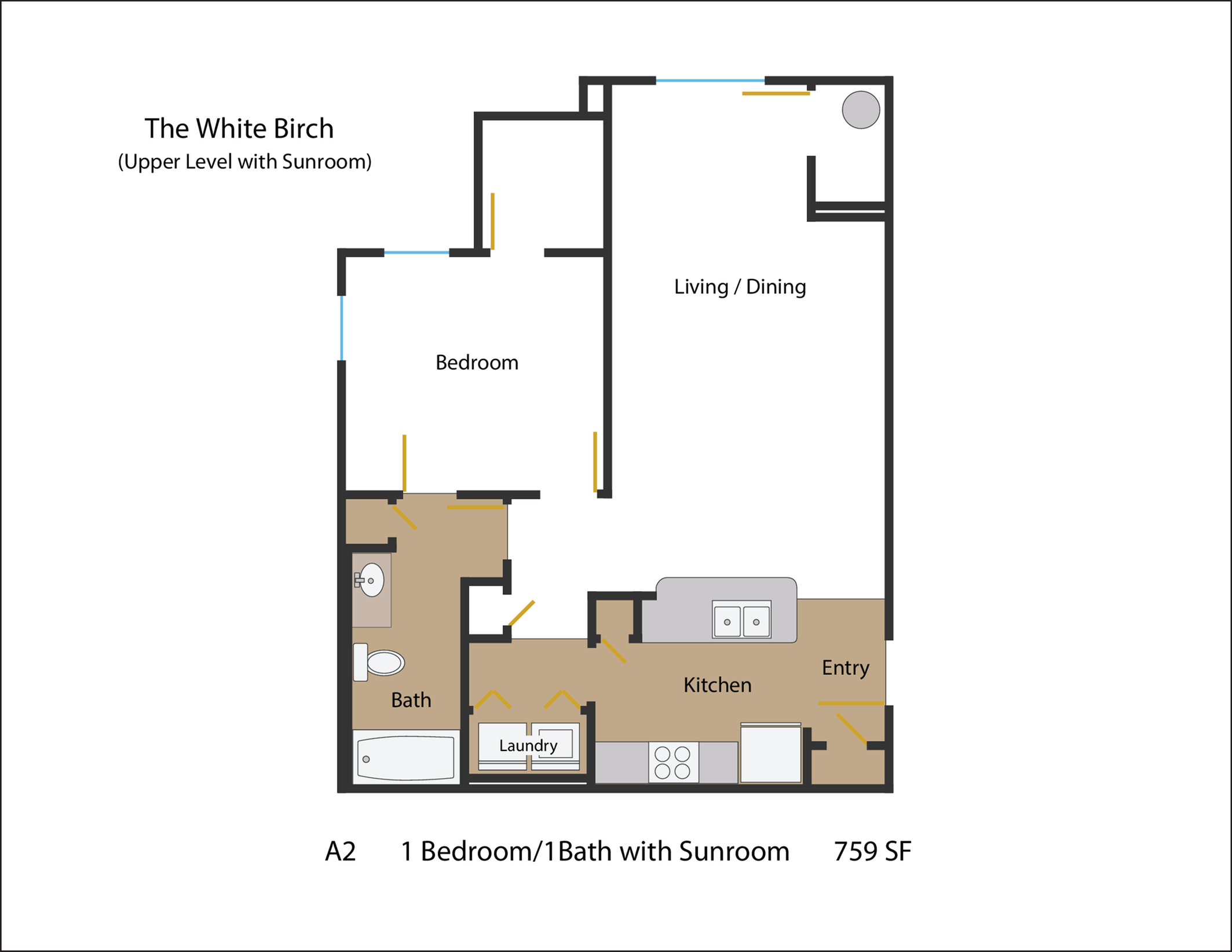 Floor Plan 12 | Legends at White Oak