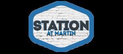 Station at Martin