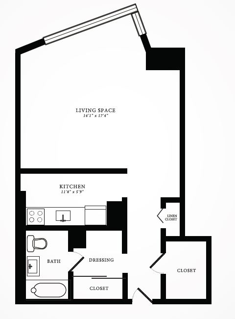 Floor Plan 10 | 1350 Lake Shore Drive