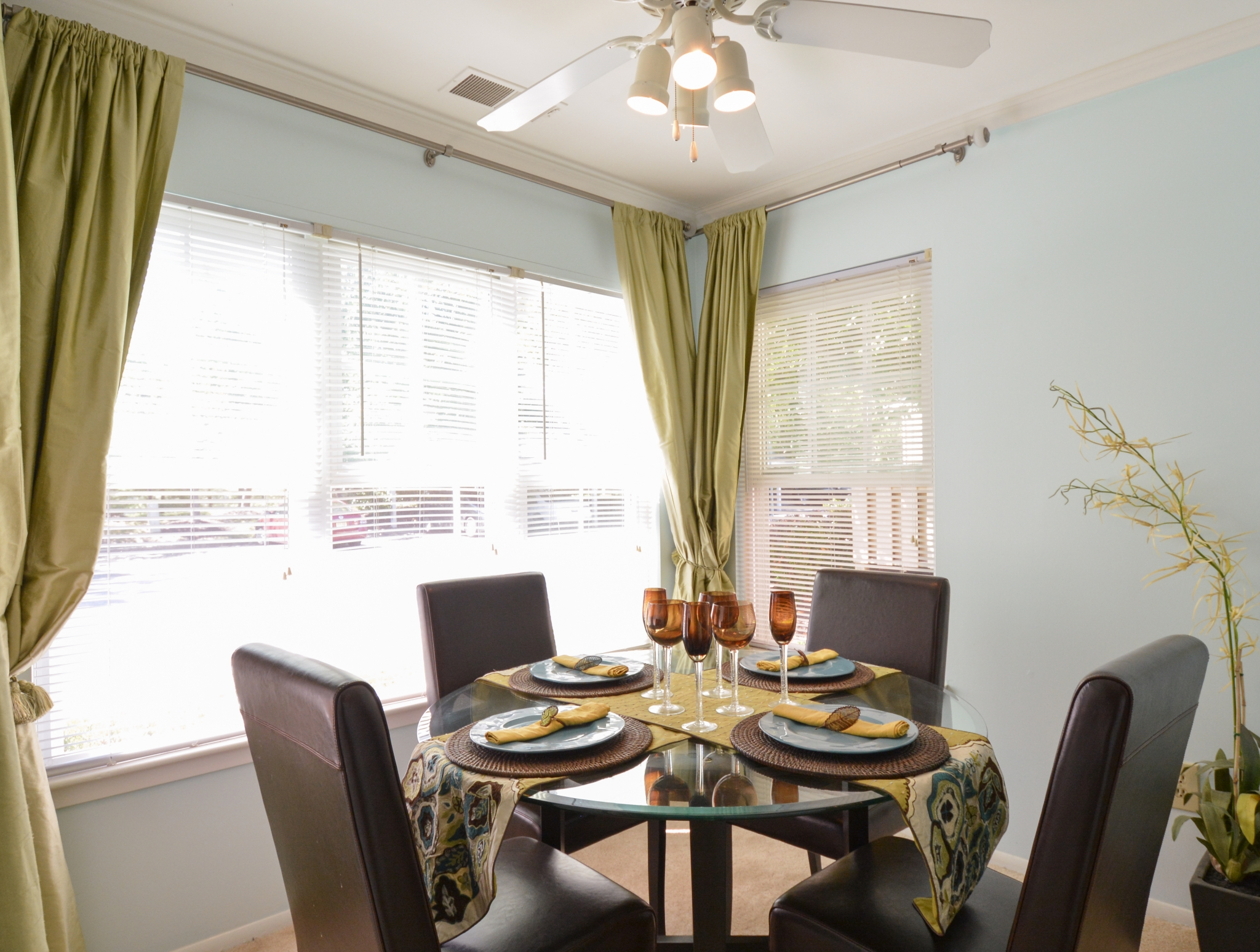 Spacious Dining Room | Apartment in Laurel, MD | Spring House Apartments