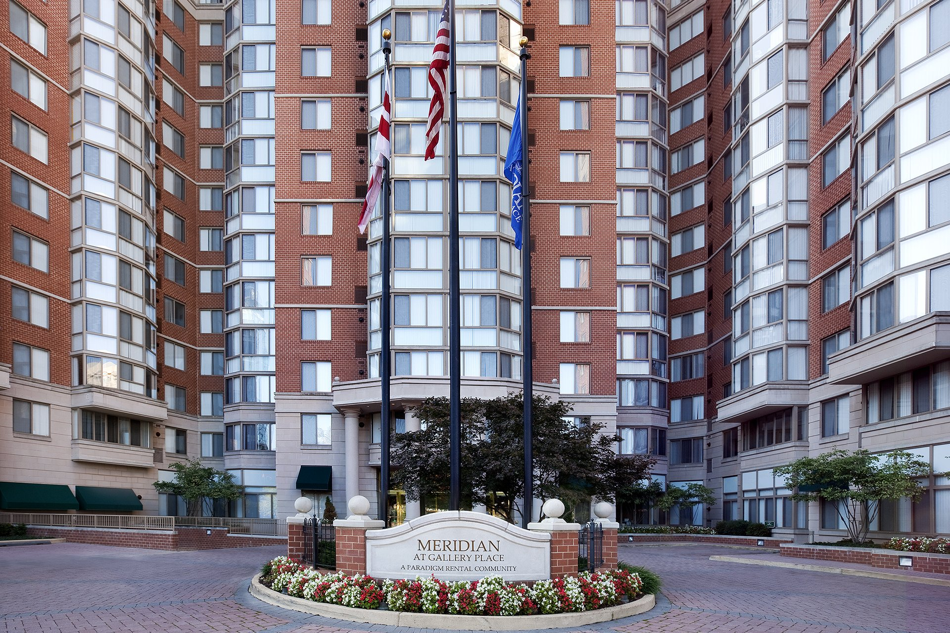 Apartments in Washington For Rent | Meridian at Gallery Place