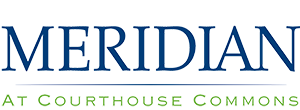 Meridian at Courthouse Commons Logo