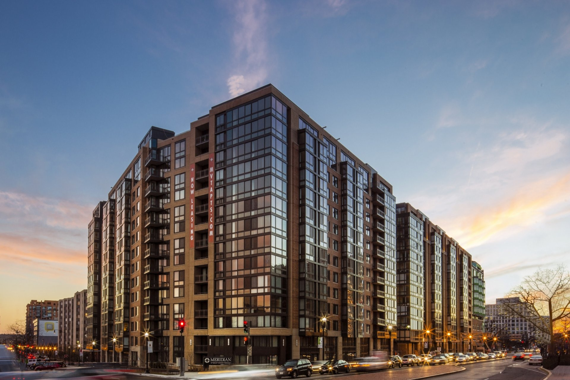 Apartments in Washington For Rent   Meridian at Mt Vernon Triangle