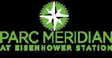 Parc Meridian at Eisenhower Station Logo