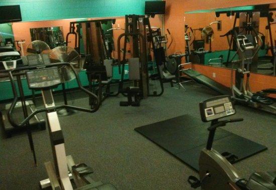 gym, fitness center