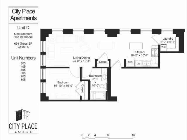 Hawthorne Floor Plan