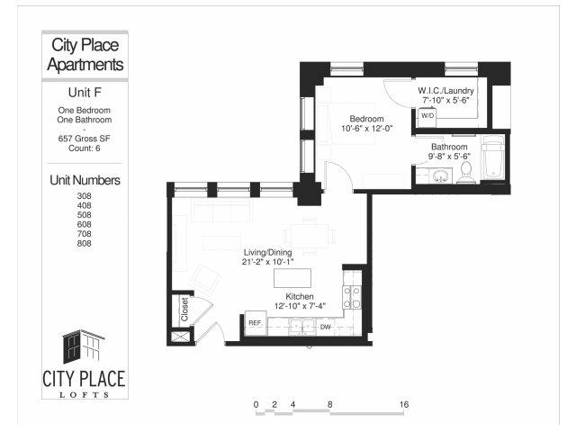 Chicago Floor Plan