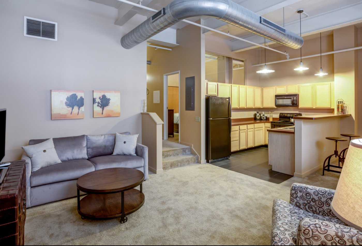 One Bedroom Apartments In Pittsburgh Pa Welcome To Heinz Lofts Strip District Apartments In Pittsburgh