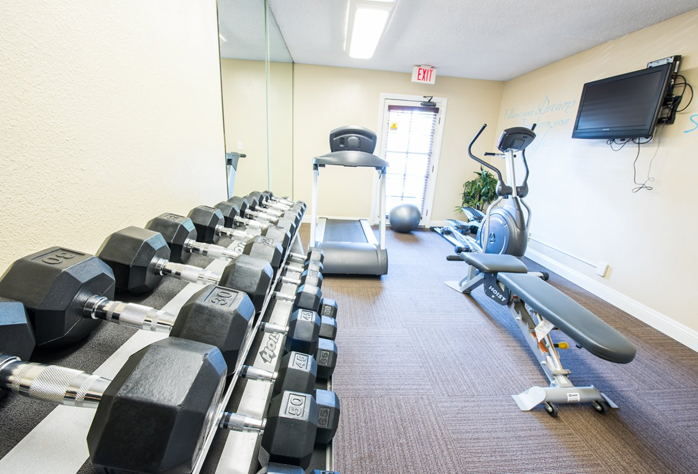 Cutting Edge Fitness Center | Apartments Homes for rent in Riverside, CA | Laurel Heights