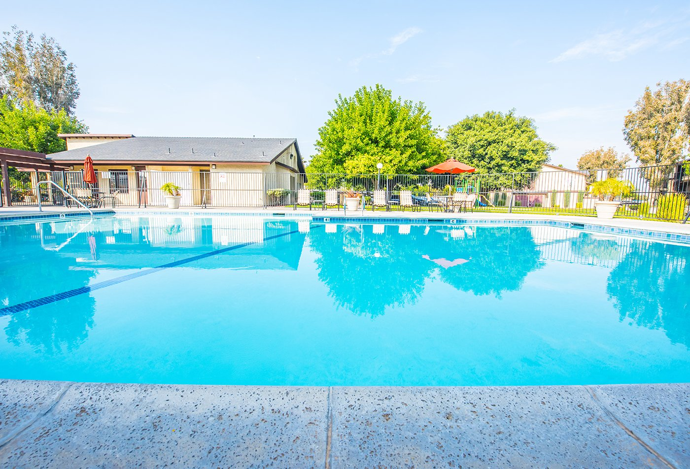 Swimming Pool | Apartment Homes in Riverside, CA | Laurel Heights