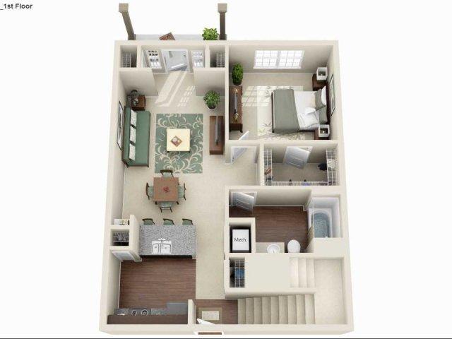 C2 1st Floor