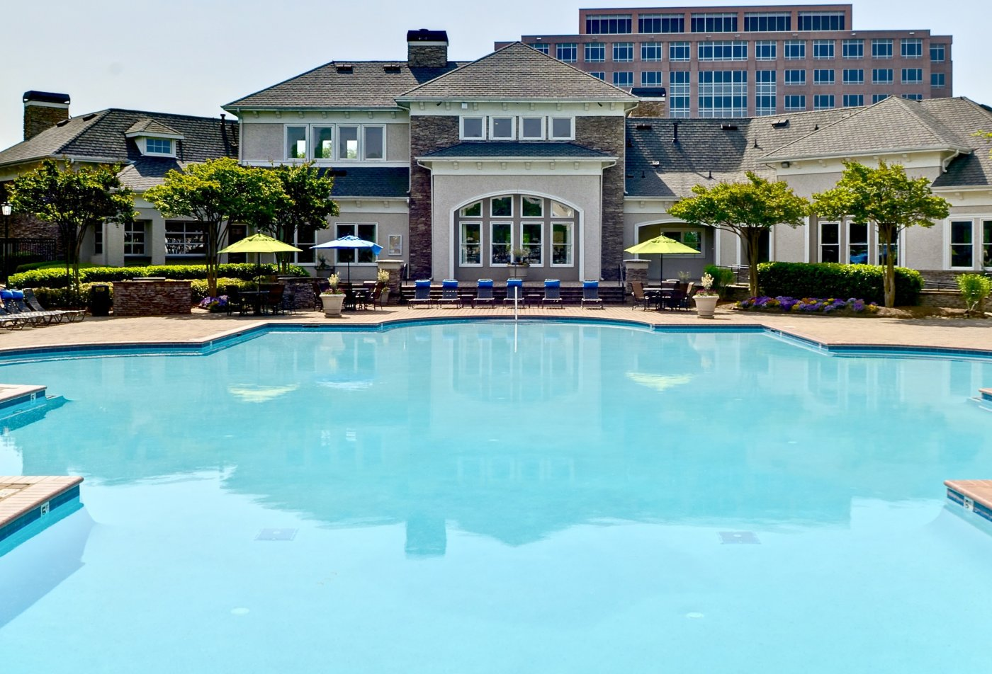 Swimming Pool | Apartment Homes in Atlanta, GA | Aspire Lenox Park
