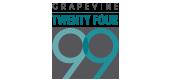 Grapevine Twenty Four 99 Logo