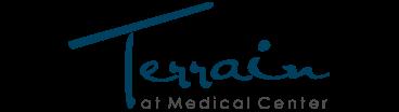 Terrain at Medical Center