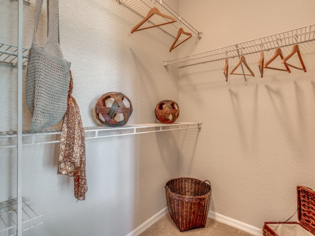 Image of Walk-in Closet for Sanctuary at Highland Oaks