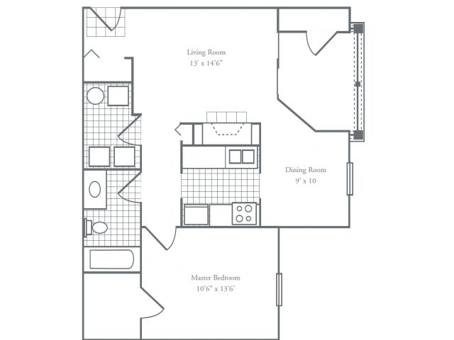 Woodspring Apartments