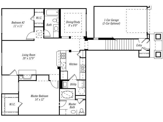 Colts Run Apartments