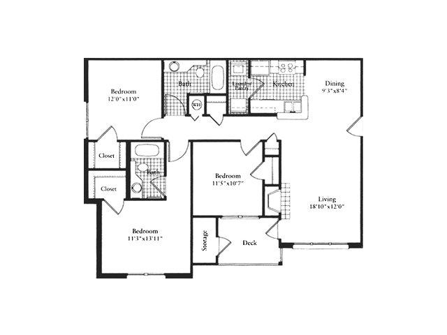 Ashley Gates Apartments