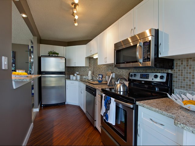 Image of Modern kitchens for Eugenie Terrace