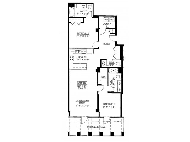 2 Bed 2 Bath Apartment In Chicago Il Axis Apartments Lofts