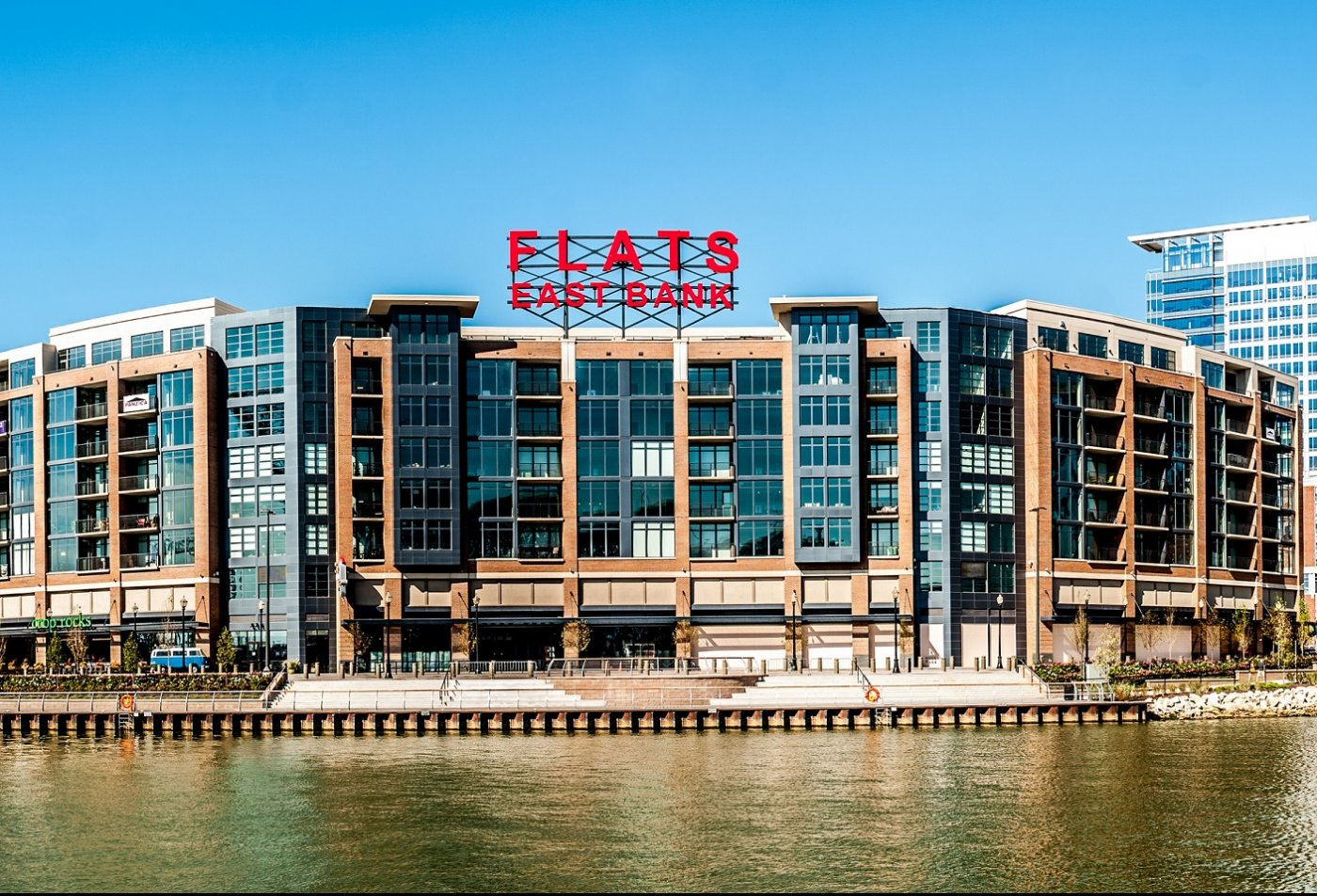 Flats at East Bank