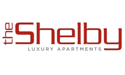 The Shelby Apartments in Chicago logo