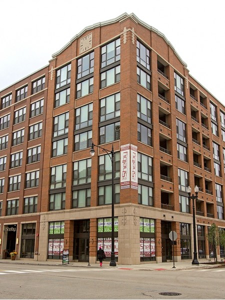 apartments in the South Loop